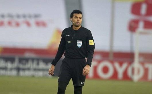 """Lộ diện trọng tài bắt chính trận U23 Việt Nam - U23 UAE: """"Người quen"""" từng gây phẫn nộ cho thầy Park - Ảnh 1"""