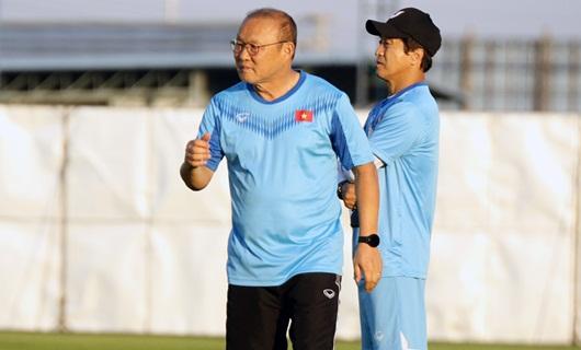 Tin tức thể thao mới nóng nhất ngày 8/1/2020: HLV Park Hang-seo đã có phương án hóa giải U23 UAE? - Ảnh 1