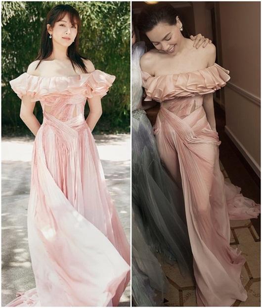 Dương Tử diện váy Công Trí nhưng nhận nhiều chê bai vì ảnh thực tế khác xa ảnh tự đăng - Ảnh 6