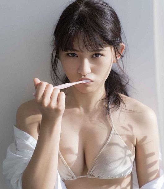 """""""Thiên thần nội y"""" thế hệ mới của Nhật Bản khiến """"cánh mày râu"""" say mê đắm đuối - Ảnh 3"""