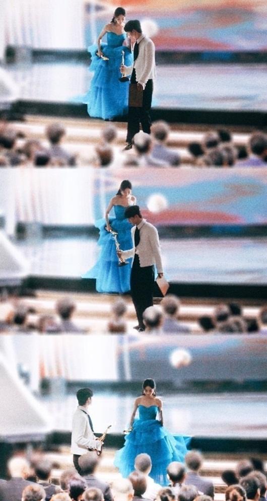 """Loạt khoảnh khắc """"đốn tim"""" của cặp chị em cách nhau 10 tuổi Triệu Lệ Dĩnh - Vương Nhất Bác - Ảnh 7"""