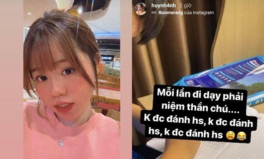 """Tin tức giải trí mới nhất ngày 23/10/2020: Huỳnh Anh kể chuyện """"niệm chú"""" khi làm gia sư - Ảnh 1"""