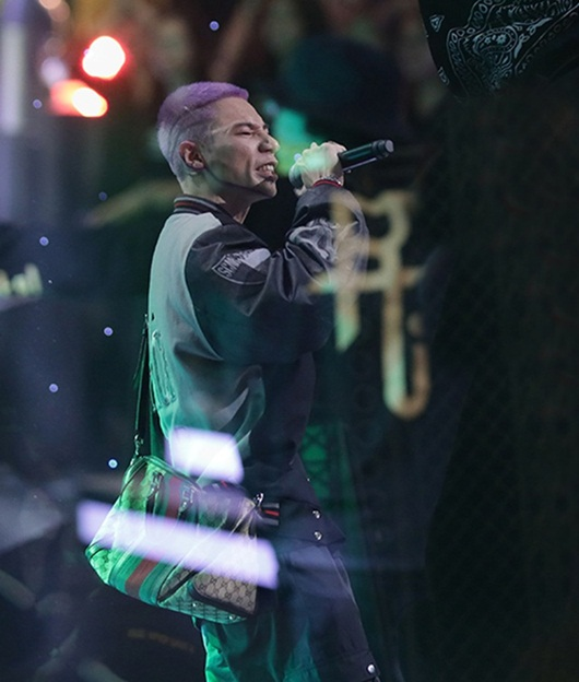 """Thành tích học tập """"không phải dạng vừa"""" của dàn thí sinh nổi bật tại Rap Việt - Ảnh 3"""