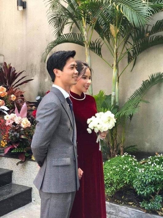 Báo Trung đưa tin về đám cưới Công Phượng - Viên Minh, khen ngợi nhan sắc cô dâu - Ảnh 2