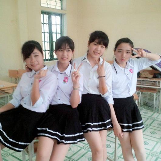 Hé lộ ảnh thời trung học của tân Hoa hậu Việt Nam Đỗ Thị Hà - Ảnh 5