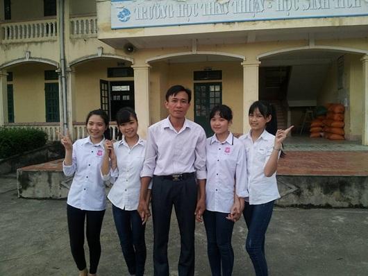 Hé lộ ảnh thời trung học của tân Hoa hậu Việt Nam Đỗ Thị Hà - Ảnh 6