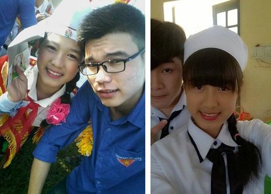 Hé lộ ảnh thời trung học của tân Hoa hậu Việt Nam Đỗ Thị Hà - Ảnh 7