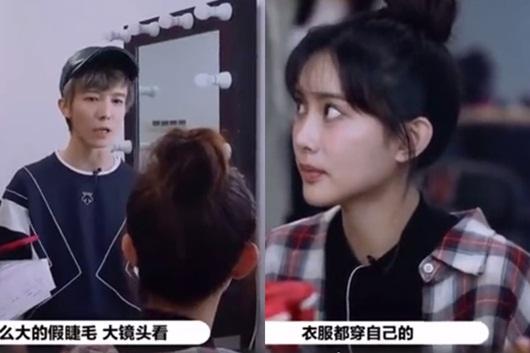 """Mỹ nhân Trung Quốc sợ xấu khi lên phim: Từ cảnh bắt cóc đến sinh con đều """"giả trân"""" - Ảnh 6"""