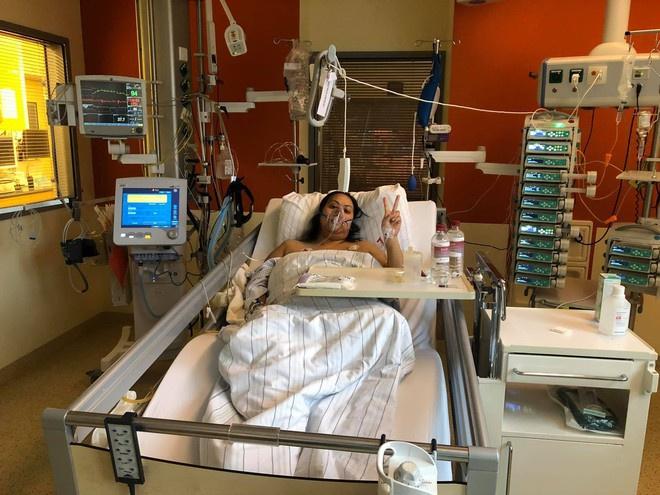 Tin tức giải trí mới nhất ngày 1/12: Brittanya Karma hôn mê, hư phổi trước khi qua đời - Ảnh 1