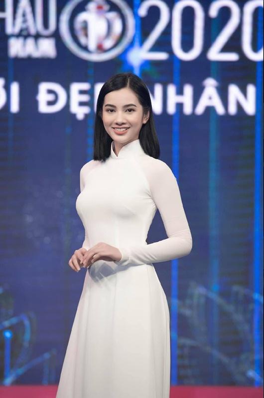 """Đỗ Thị Hà đọ sắc người đẹp gây tiếc nuối nhất khi """"trượt top"""" Hoa hậu Việt Nam 2020 - Ảnh 5"""