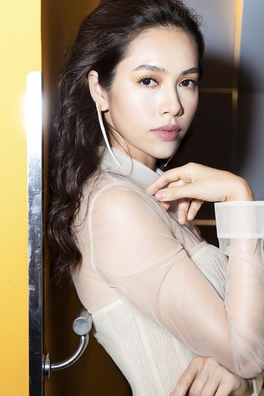 Top 3 Hoa hậu Hoàn vũ Việt Nam 2019 có nhiều thay đổi sau một năm đăng quang - Ảnh 6