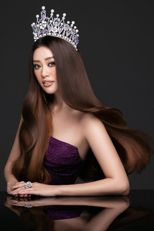 Khánh Vân bật mí kế hoạch chuẩn bị cho Miss Universe 2020 - Ảnh 9