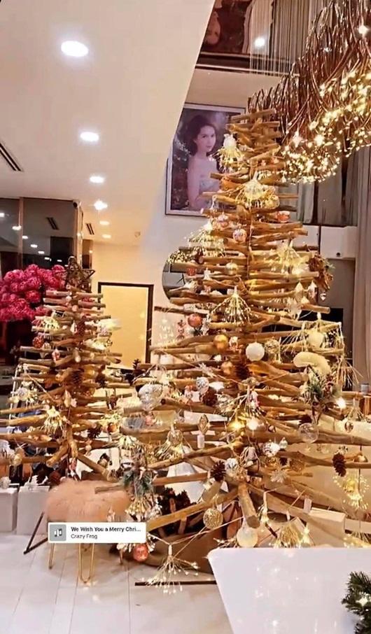 Tăng Thanh Hà hé lộ không gian Giáng sinh vừa ấm áp vừa đúng chất giàu sang quyền quý - Ảnh 6