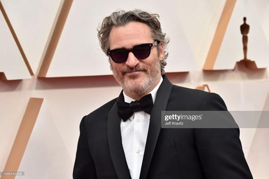 """Thảm đỏ Oscar 2020: Dàn sao """"Ký sinh trùng"""" rạng rỡ, Scarlett Johansson gợi cảm bên vị hôn phu - Ảnh 15"""