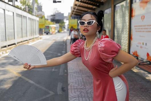 Phương Mỹ Chi diện đồ hiệu hàng chục triệu, phong cách thời trang ngày càng đúng tuổi - Ảnh 10