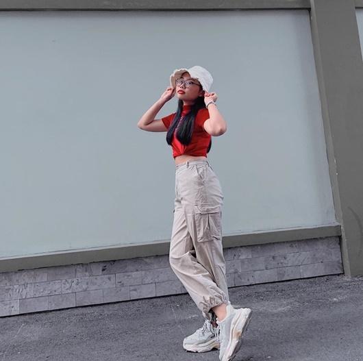 Phương Mỹ Chi diện đồ hiệu hàng chục triệu, phong cách thời trang ngày càng đúng tuổi - Ảnh 4