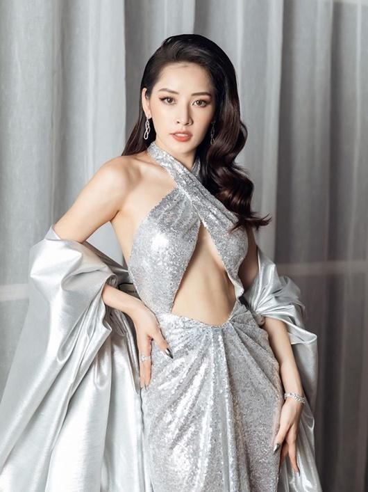 """Chi Pu khoe eo thon và đường cong quyến rũ với trang phục """"độc"""" - Ảnh 8"""