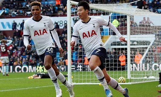 """Son Heung-min lập cú đúp """"giải cứu"""" Tottenham, đi vào lịch sử giải Ngoại hạng Anh - Ảnh 1"""