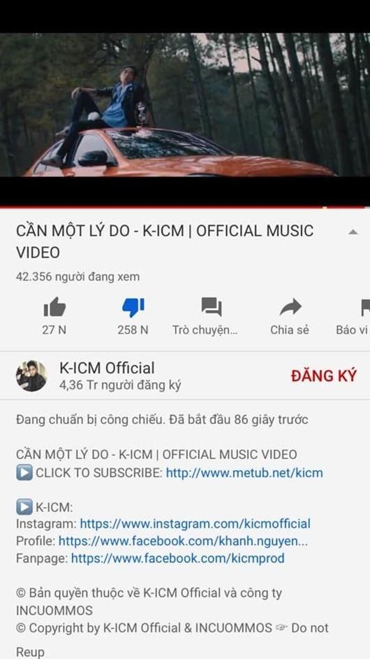 K-ICM không hát trong MV mới như dự đoán, nhận phản ứng gay gắt từ khán giả - Ảnh 2
