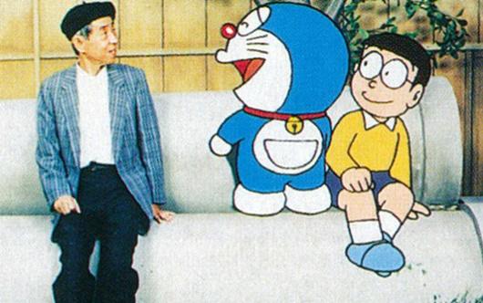 """Học trò tác giả """"Doraemon"""" chia sẻ xúc động về những phút cuối đời của người họa sĩ - Ảnh 1"""