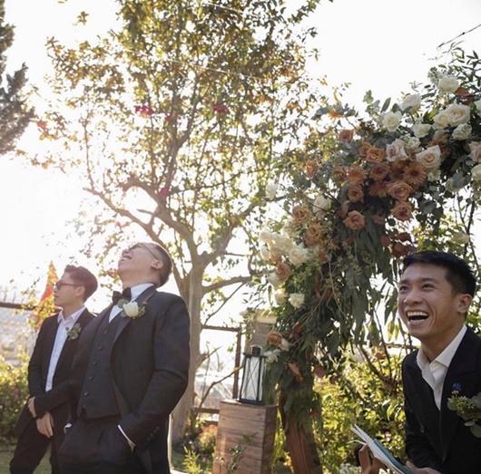 Loạt ảnh đẹp như mơ trong hôn lễ kín tiếng ở Đà Lạt của Tóc Tiên - Hoàng Touliver - Ảnh 2