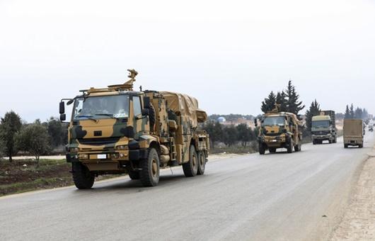 Quan chức Thổ Nhĩ Kỳ phát ngôn gây chú ý giữa lúc giao tranh ở Idlib leo thang - Ảnh 1