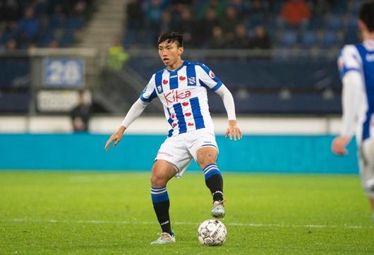 Văn Hậu đá trọn 90 phút trong chiến thắng tưng bừng của đội trẻ Heerenveen - Ảnh 1
