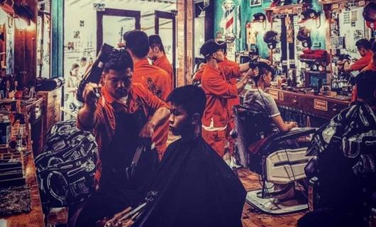 Tiệm cắt tóc miễn phí cho người nghèo ở TP.HCM - Ảnh 1