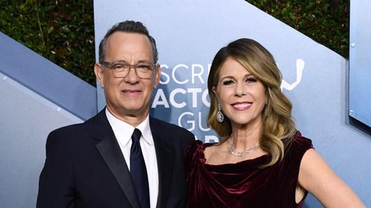 Vợ chồng tài tử đình đám Holywood Tom Hanks nhiễm Covid-19 - Ảnh 1