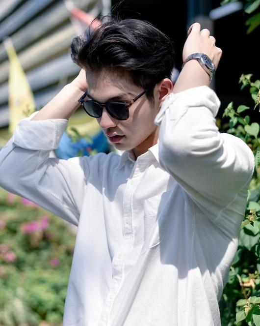 """Nhan sắc """"cực phẩm"""" của nam thần đam mỹ Thái Lan mang dòng máu lai khiến dân tình mê mẩn - Ảnh 11"""