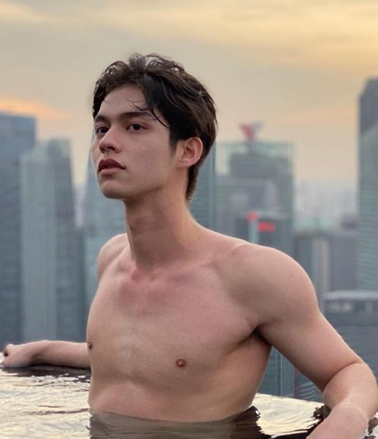 """Nhan sắc """"cực phẩm"""" của nam thần đam mỹ Thái Lan mang dòng máu lai khiến dân tình mê mẩn - Ảnh 12"""