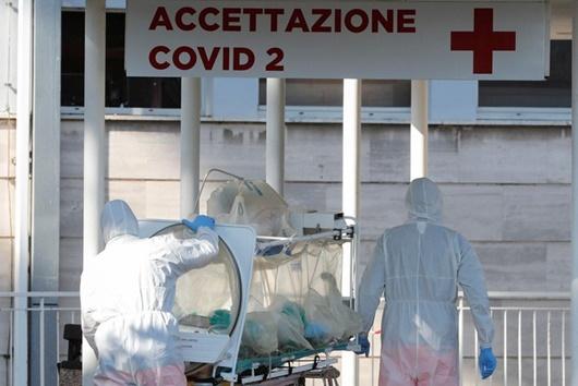 Châu Âu đề xuất phong tỏa toàn khối vì dịch Covid-19 - Ảnh 1