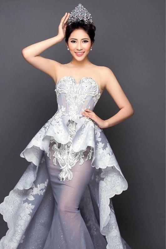 Hoa hậu Đại dương Đặng Thu Thảo hạnh phúc thông báo mang song thai - Ảnh 2