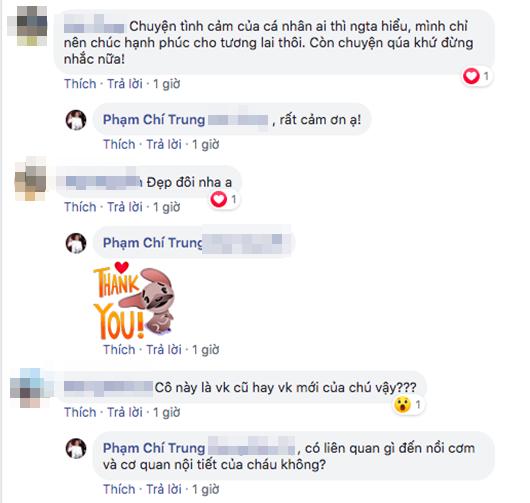 NSƯT Chí Trung đăng ảnh với bạn gái kém tuổi Ý Lan - Ảnh 2