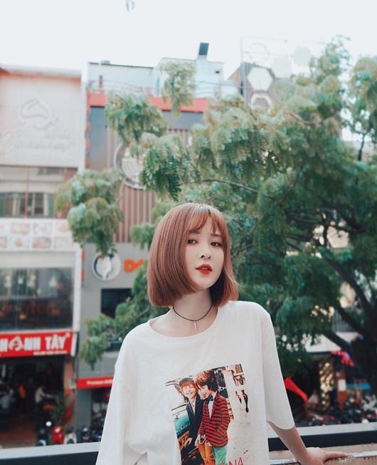 """Nhan sắc nữ diễn viên Ribi Sachi, """"bạn gái tin đồn"""" của Ngô Kiến Huy - Ảnh 9"""