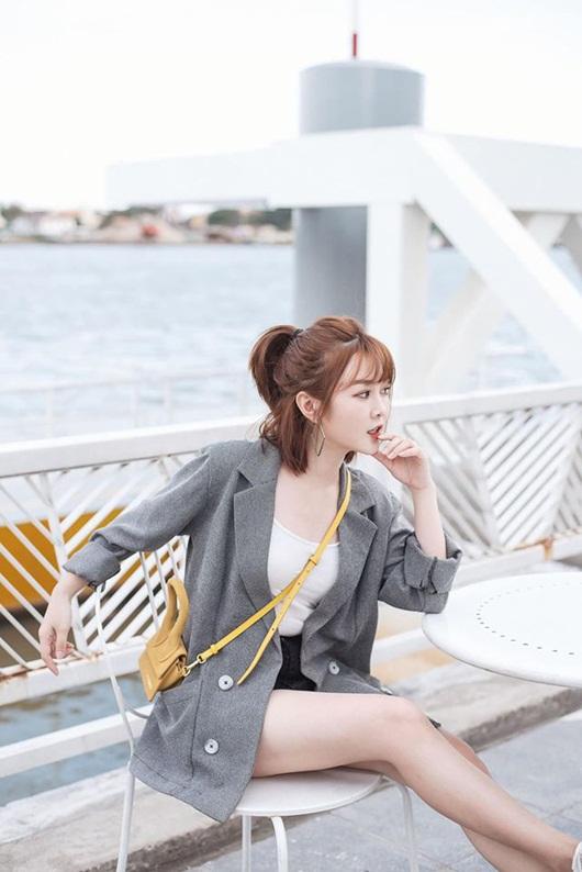 """Nhan sắc nữ diễn viên Ribi Sachi, """"bạn gái tin đồn"""" của Ngô Kiến Huy - Ảnh 11"""
