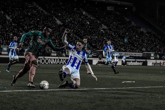 Heereneevn thua đậm Ajax trong ngày Văn Hậu ngồi khán đài vì chấn thương - Ảnh 1