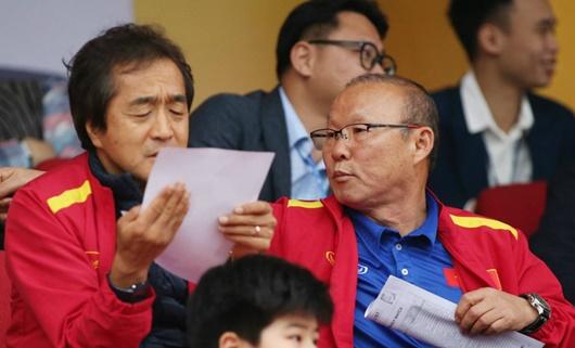 Tin tức thể thao mới nóng nhất ngày 8/3/2020: HLV Park Hang-seo dự khán trận Sài Gòn - SLNA - Ảnh 1