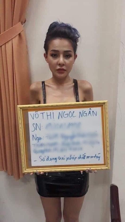 Hotgirl Ngân 98 dương tính với ma túy trong quán bar ở Tây Ninh - Ảnh 1
