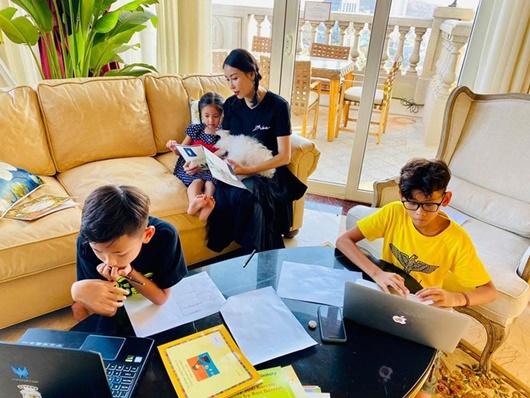 Căn biệt thự sát biển ở Vũng Tàu mà gia đình Hà Kiều Anh sống trong thời điểm cách ly xã hội - Ảnh 2