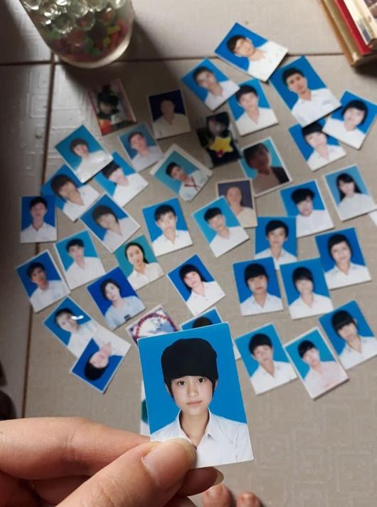 """Hiền Hồ tung ảnh thẻ thời học sinh, khéo léo xóa tan tin đồn """"dao kéo"""" - Ảnh 1"""