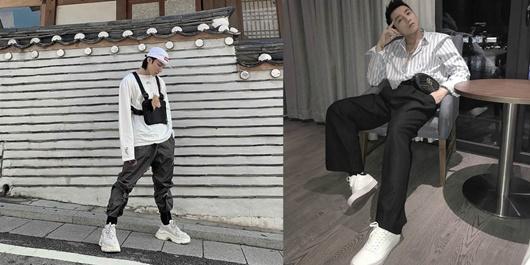 """Bí kíp diện trang phục """"ăn gian chiều cao"""" của Sơn Tùng M-TP - Ảnh 5"""