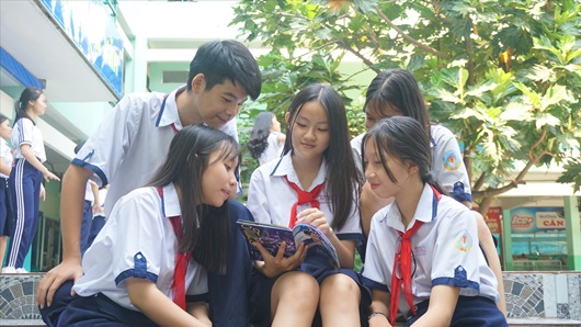 Học sinh TP.HCM dự kiến trở lại trường từ ngày 15/5 - Ảnh 1