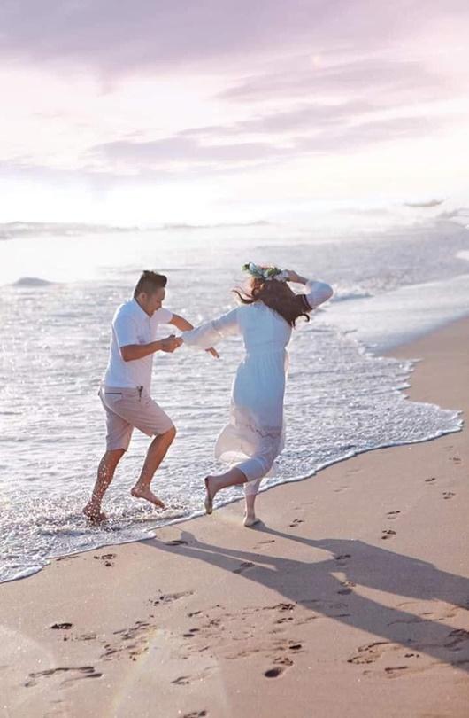 Bảo Thy hiếm hoi chia sẻ khoảnh khắc ngọt ngào với chồng đại gia sau gần 6 tháng kết hôn - Ảnh 2
