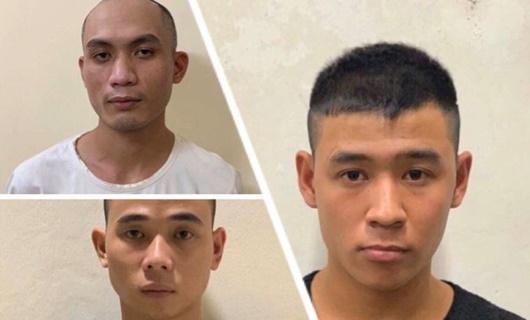 Hà Nội: Nhóm thanh niên chửi bới, lao xe vào chốt kiểm dịch phòng chống Covid-19 - Ảnh 1