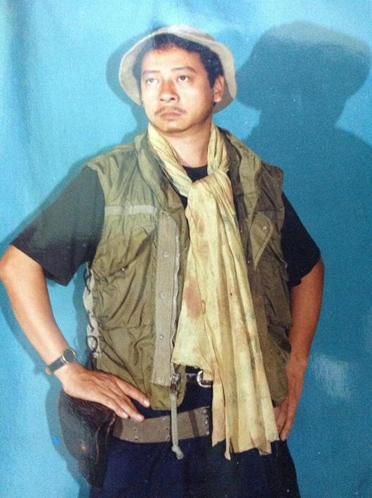 Ảnh thời trẻ của NSND Hoàng Dũng cùng những người đẹp màn ảnh Trà Giang, Thu Hà - Ảnh 2