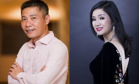 NSND Công Lý, NSND Thu Hà cùng làm giám khảo cuộc thi hát online - Ảnh 1