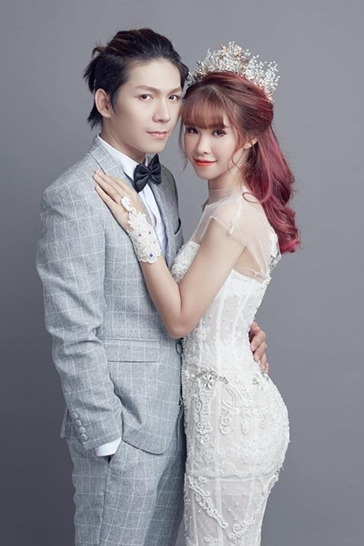 Sau gần 3 năm kết hôn, Khởi My - Kelvin Khánh lần đầu khoe ảnh cưới - Ảnh 3
