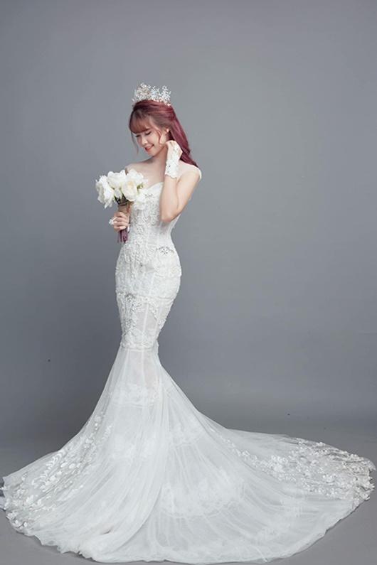 Sau gần 3 năm kết hôn, Khởi My - Kelvin Khánh lần đầu khoe ảnh cưới - Ảnh 7