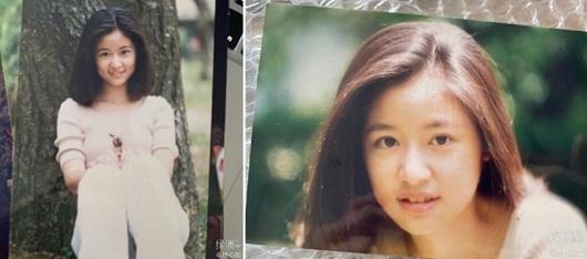 """Lâm Tâm Như khoe ảnh cũ năm 16 tuổi, đảm bảo """"100% không chỉnh sửa"""" - Ảnh 1"""